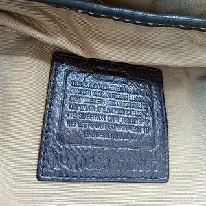 Coach Bags - Black Coach Leather Shoulder Bag